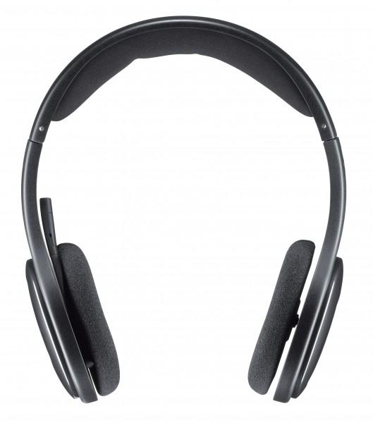 Logitech Headset Wireless Headset H800 981-000338